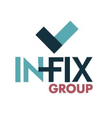 Creación de marca, , y campaña comunicación integral INFIX GROUP